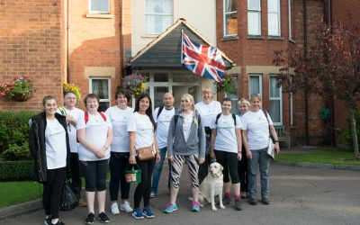 Walking Home – Cedar Trust Sponsored Walk