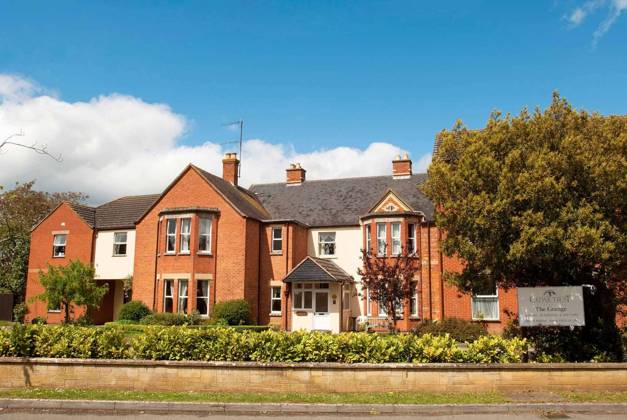 The Grange Nursing & Care Home